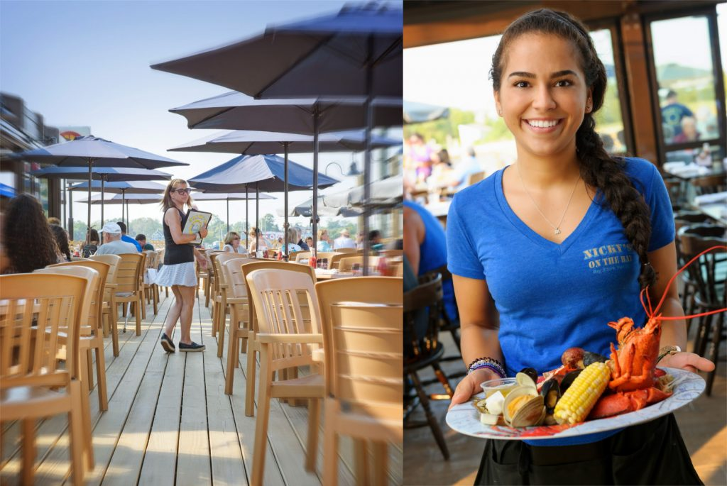 Waterfront Seafood Restaurant | Live Music | Boat Dock | Bay Shore NY    Nickyu0027s On The Bay